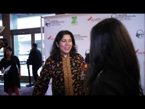 Nisha Ganatra At The Indian Film Festival Of Los Angeles