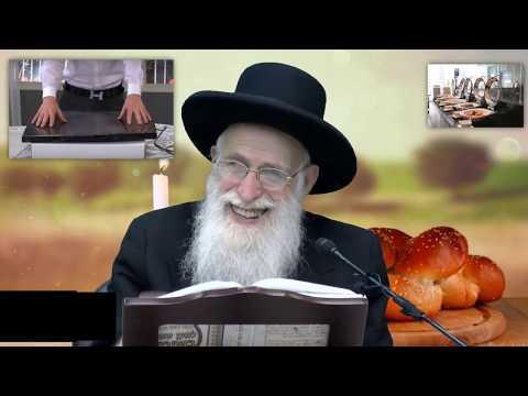 חידושים בפרשת ויקהל - הרב יהודה יוספי HD - שידור חי