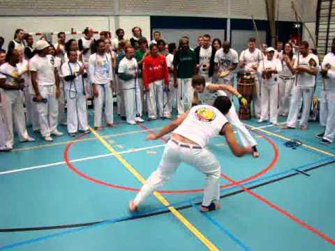 Batizado Batuque Capoeira 15 Anos: Thomas