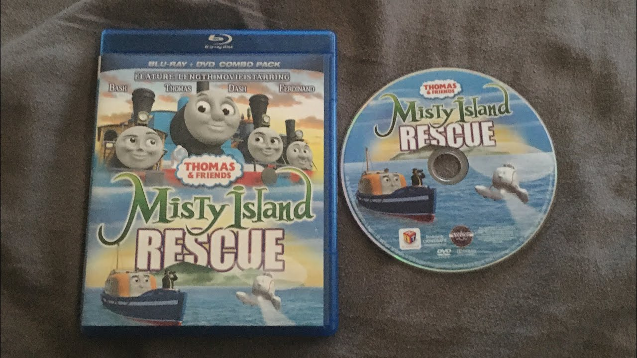 Download Opening to Thomas and Friends: Misty Island Rescue 2010 DVD