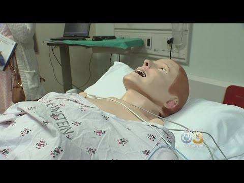 Norristown Students Learn Life-Saving Skills Using 'Smart Dummies""