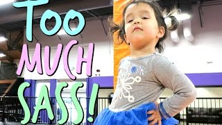 TOO MUCH SASS! - November 29, 2016 -  ItsJudysLife Vlogs