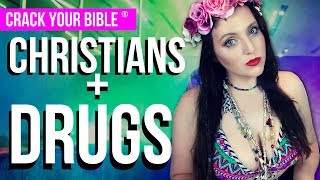 💨Can Christians participate in 4/20 or use DRUGS? (is Intoxication a sin?) Mp3