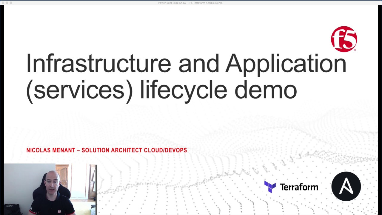 Manage Infrastructure and Services Lifecycle with Terraform
