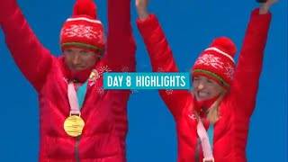 Day 8  Highlights |All the Action from PyeongChang 2018 Paralympic Winter Games
