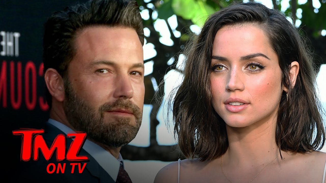 Ana de Armas Trends On Twitter After Ben Affleck Break-Up