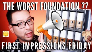 The WORST Foundation??? It Cosmetics Confidence in your Cream | mathias4makeup
