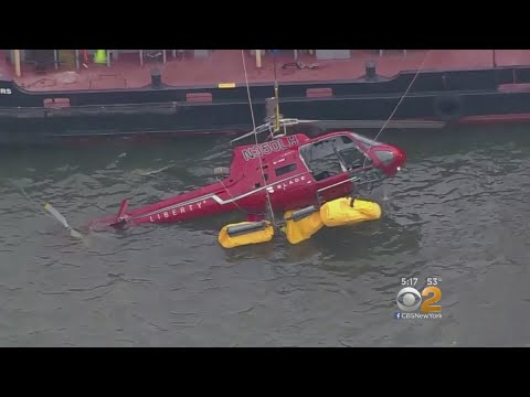 NYC Ruling On Helicopter Safety Goes Only As Far As State Line