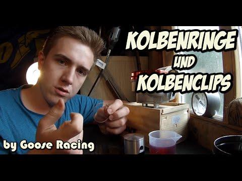 Kolbenringe & Kolbenclips - Wichtige Dinge zum beachten.! // Goose Racing