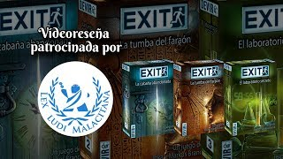 Exit: The Game - Videoreseña