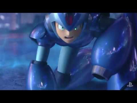 Megaman X in Marvel VS Capcom 4  (Marvel VS Capcom: Infinite)