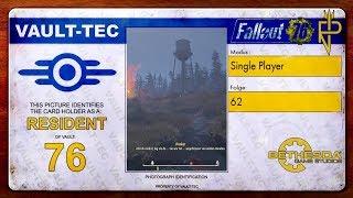 Let's Play Fallout 76   Single Player #62 Die Geschichte von Kelley und Parker