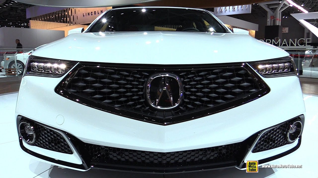 2018 acura grill.  grill 2018 acura tlx aspec  exterior and interior walkaround debut at 2017  new york auto show and acura grill t