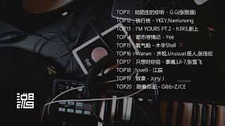 【中文说唱TOP50排行榜】TOP11—TOP20合辑(2019年4月10日更新)最火嘻哈音乐 | 2019中国说唱音乐 | 饶舌歌曲 | China Rap | 说唱排行榜  | 音乐排行榜