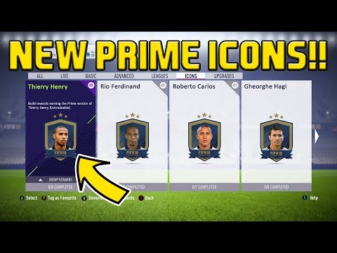 FIFA 18 NEW PRIME ICON SBCs!! | TRADING TO GLORY #48 | FIFA 18 ULTIMATE TEAM