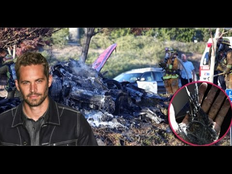 Real Dead People Car Crashes Paul Walker