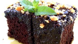 Шоколадный Кекс Брауни. Рецепт простого и вкусного кекса/Browni kek nasil yapilir