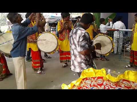 Nabadwip Rash tasha 11(Dhol Tasha Party)