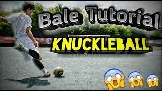 Удар как у Бэйла! | Обучение удару Наклбол | Gareth Bale knuckleball free kick tutorial