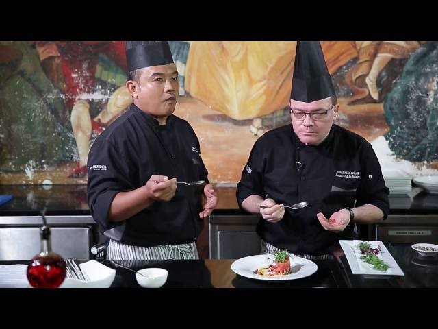 Malaysian Palm Oil Trail: Chef Domenico & Chef Budiman