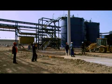 Eritrea, Bisha mine: Nevsun Resources 2013 Corporate Social Responsibility Video