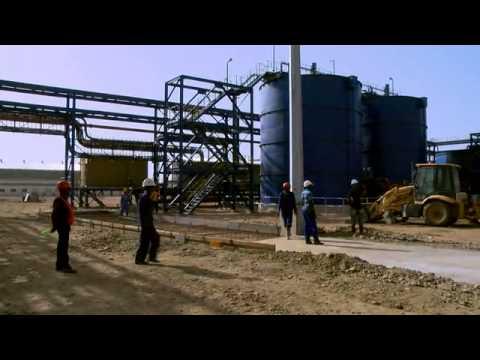 Eritrea, Bisha Mine: Nevsun Resources 2013 Corporate Social Responsibility Video