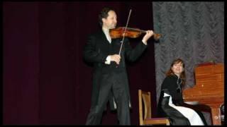 P.Sarasate Romance et Gavotte de Mignon, 2005
