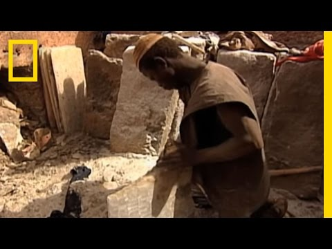 Salt Mines of Mali | National Geographic