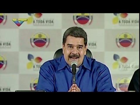 Maduro: 'CNN é um instrumento de guerra'