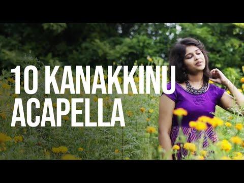 10 Kanakkinu Acapella by AcousticA
