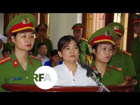 Vietnam Sentences Online Activist to Nine-Year Prison Term | Radio Free Asia (RFA)
