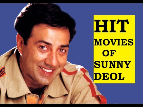 Sunny Deol Movies List - YouTube