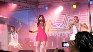 謝金燕2011高雄演唱壓軸High破表 (嗆聲, 叉燒包, 嗶嗶嗶, 練舞功)