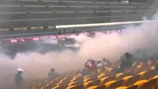James VG 770 Big Block Burnout at Mopar Rumble