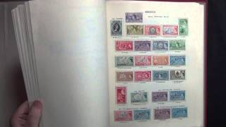1952-1968 British Commonwealth QEII Fine Mint Stamp Collection