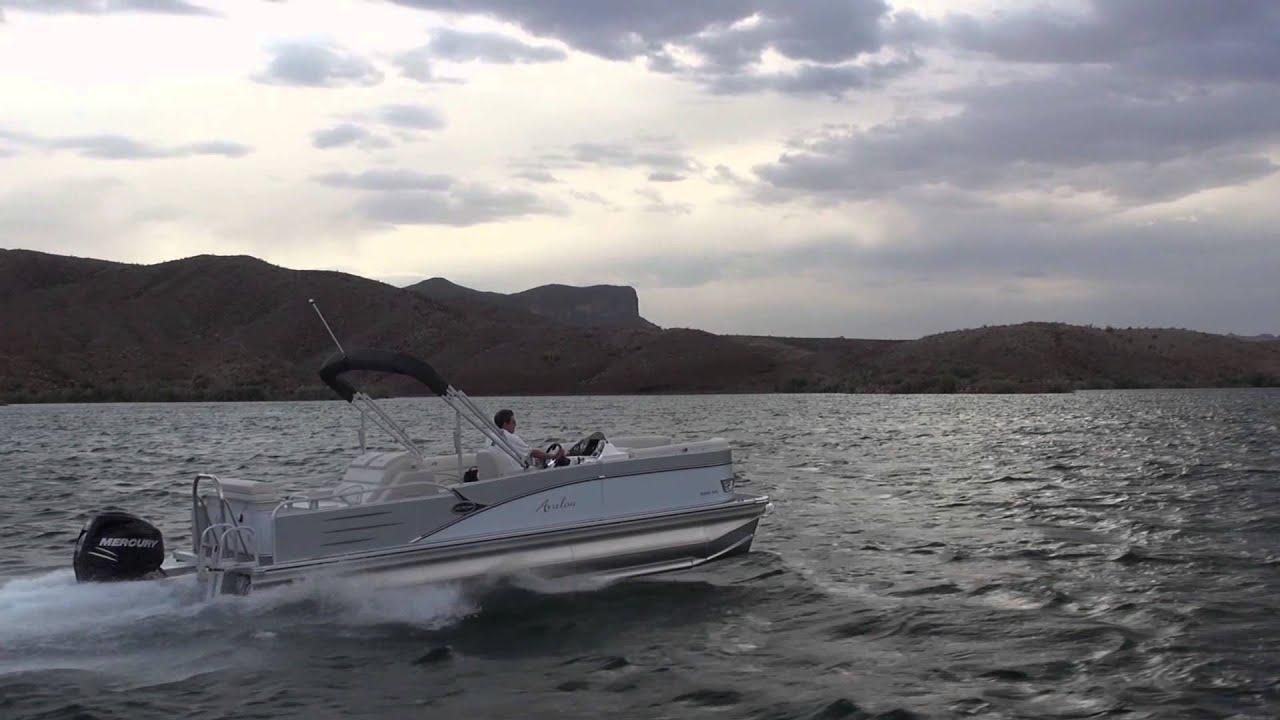 Fast Pontoon Boats Avalon Pontoon Boats