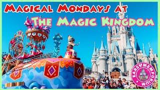 🔴LIVE: LIVE:Magical Mondays at The Magic Kingdom. Parade.Rides.Fireworks.
