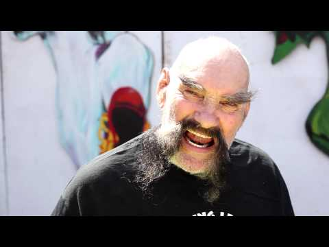Ox Baker Loves to Hurt People