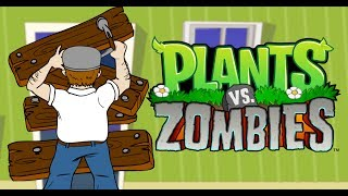 plantas vs zombies animado 30 parodia jehu llerena