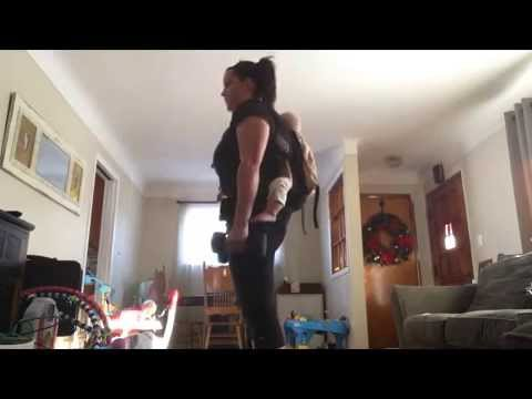 Baby Carrier Workout 2