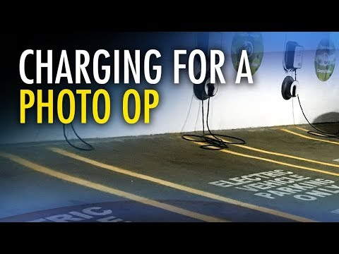 Taxpayers dinged for Liberal's unused electric car charging stations
