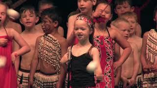 Taupo Primary Kapa Haka   Juniors