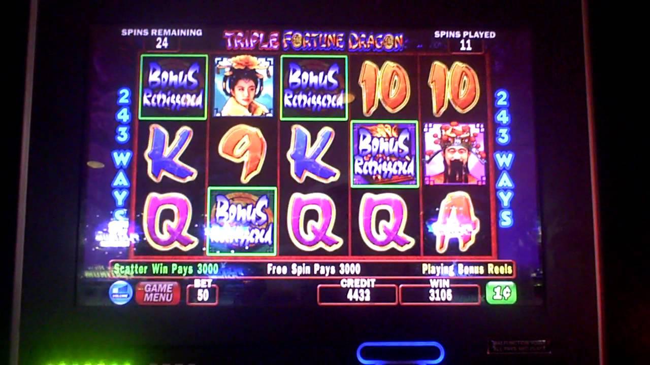 Triple dragon slot jackpot poker tourneys in los angeles