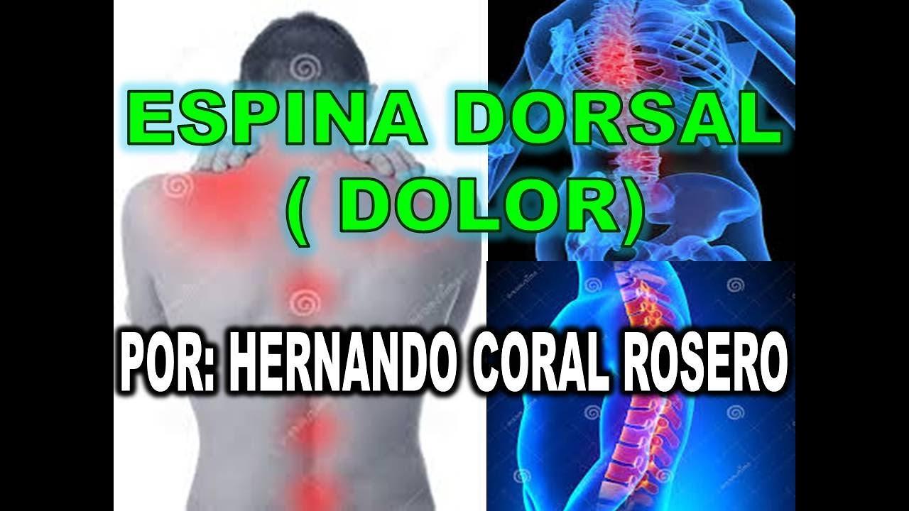 Espina Dorsal   Dolor