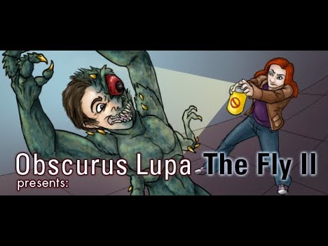 The Fly 2 1989 Obscurus Lupa Presents FROM THE ARCHIVES