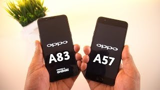 Oppo A83 vs Oppo A57 Speed Test & Comparison [Urdu/Hindi]
