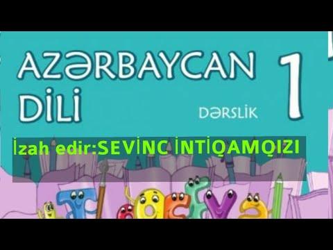 Ördək Balası Və Cücə - I Sinif Azərbaycan Dili