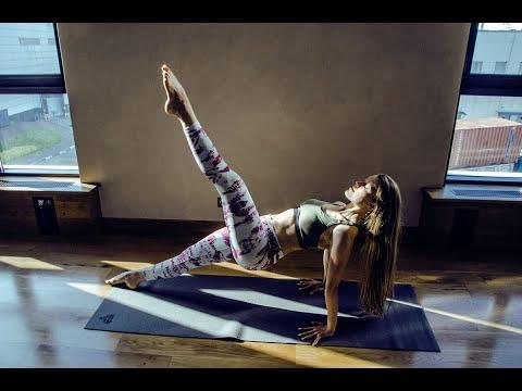 Мария Колосова. Запись онлайн занятия от 16.05.19 Центр йоги Прана
