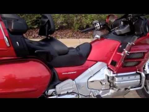 2008 Honda Goldwing Gl1800 For Sale In Motorcycle Tampa Florida Usa Youtube