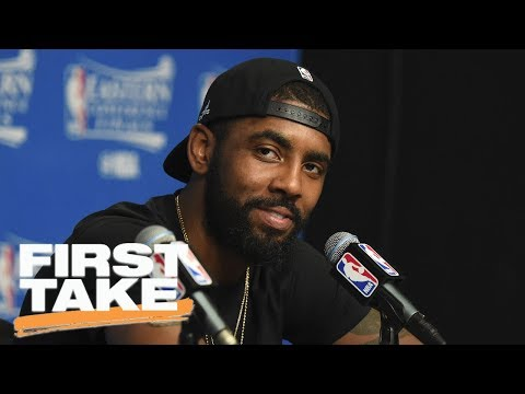 How can Kyrie Irving lead Celtics to championship? | First Take | ESPN